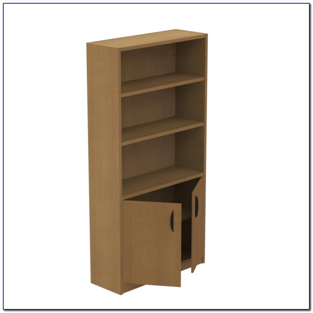 Bookcase File Cabinet Combination