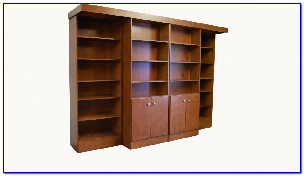Bookcase Murphy Bed Hardware