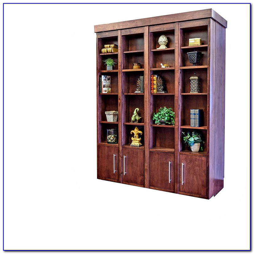 Bookcase Murphy Bed Kit