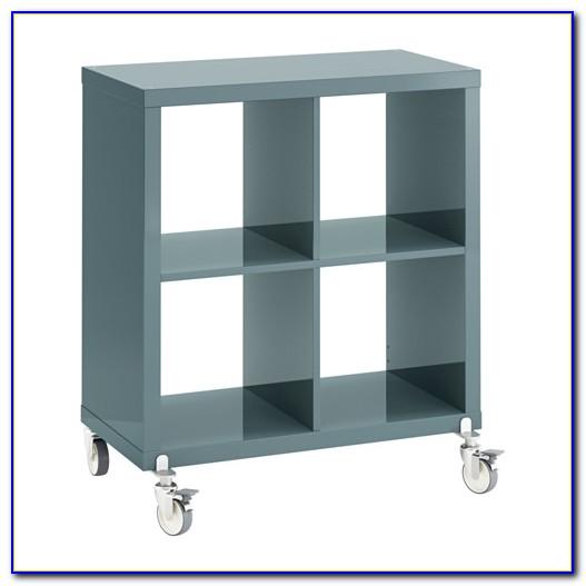 Bookcase On Wheels Ikea