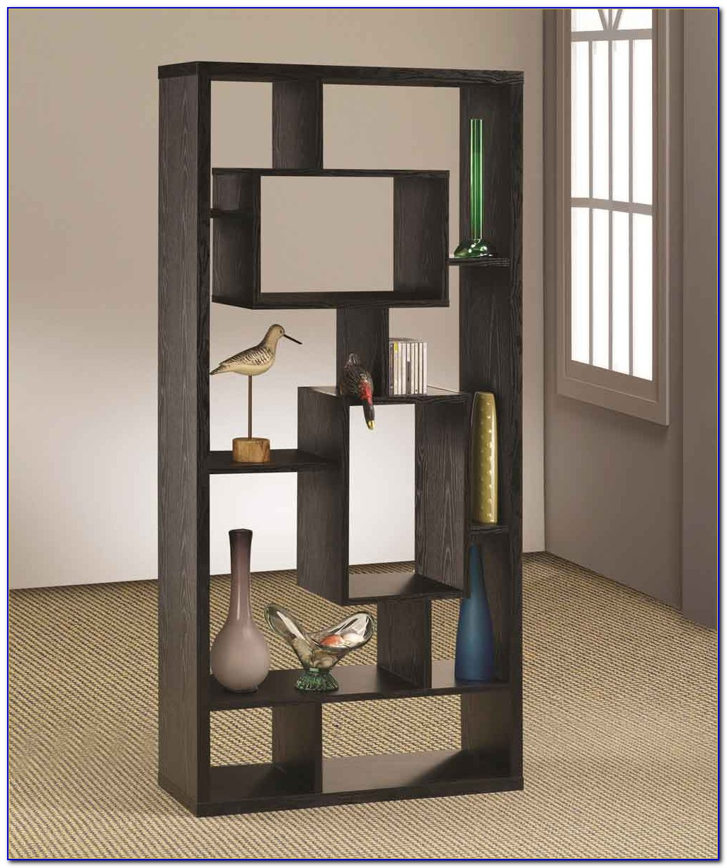 Bookcase Room Divider Cube Display