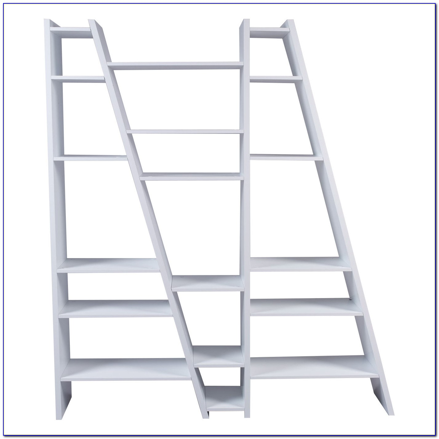 Bookcase With Ladder And Rail Ikea