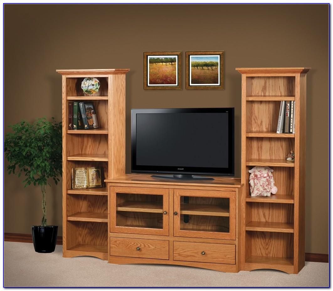 Bookshelf Tv Stand