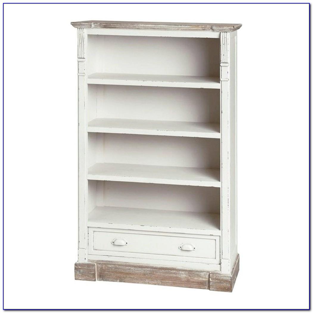 Bookshelf With Bottom Drawers