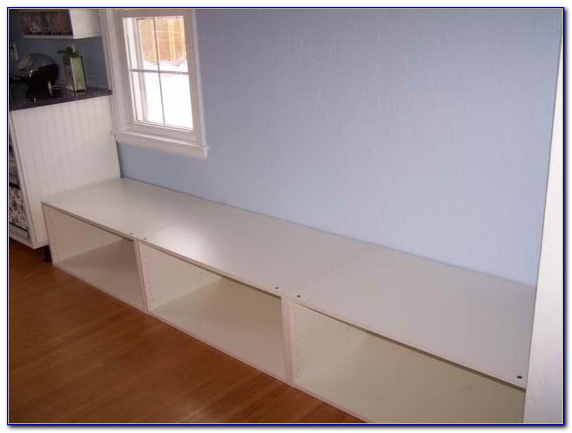 Building A Banquette Bench