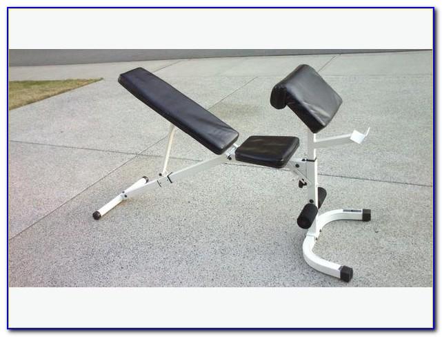 Cap Barbell Standard Weight Bench
