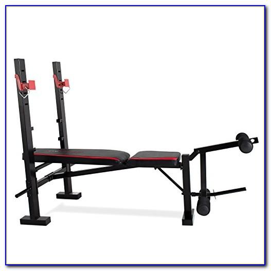 Cap Barbell Weight Bench