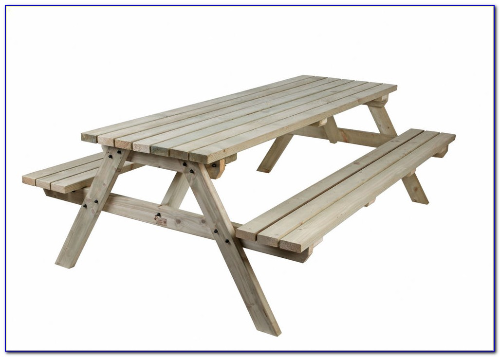 Commercial Grade Picnic Tables And Benches