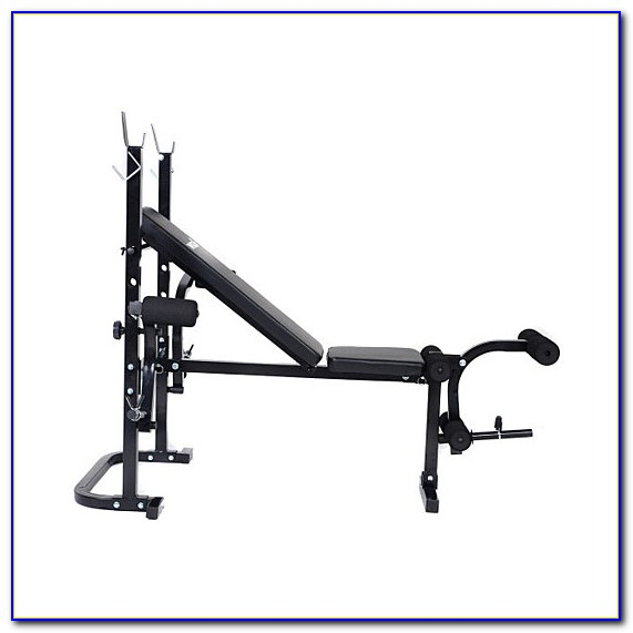 Confidence Fitness Adjustable Multi Function Utility Weight Bench