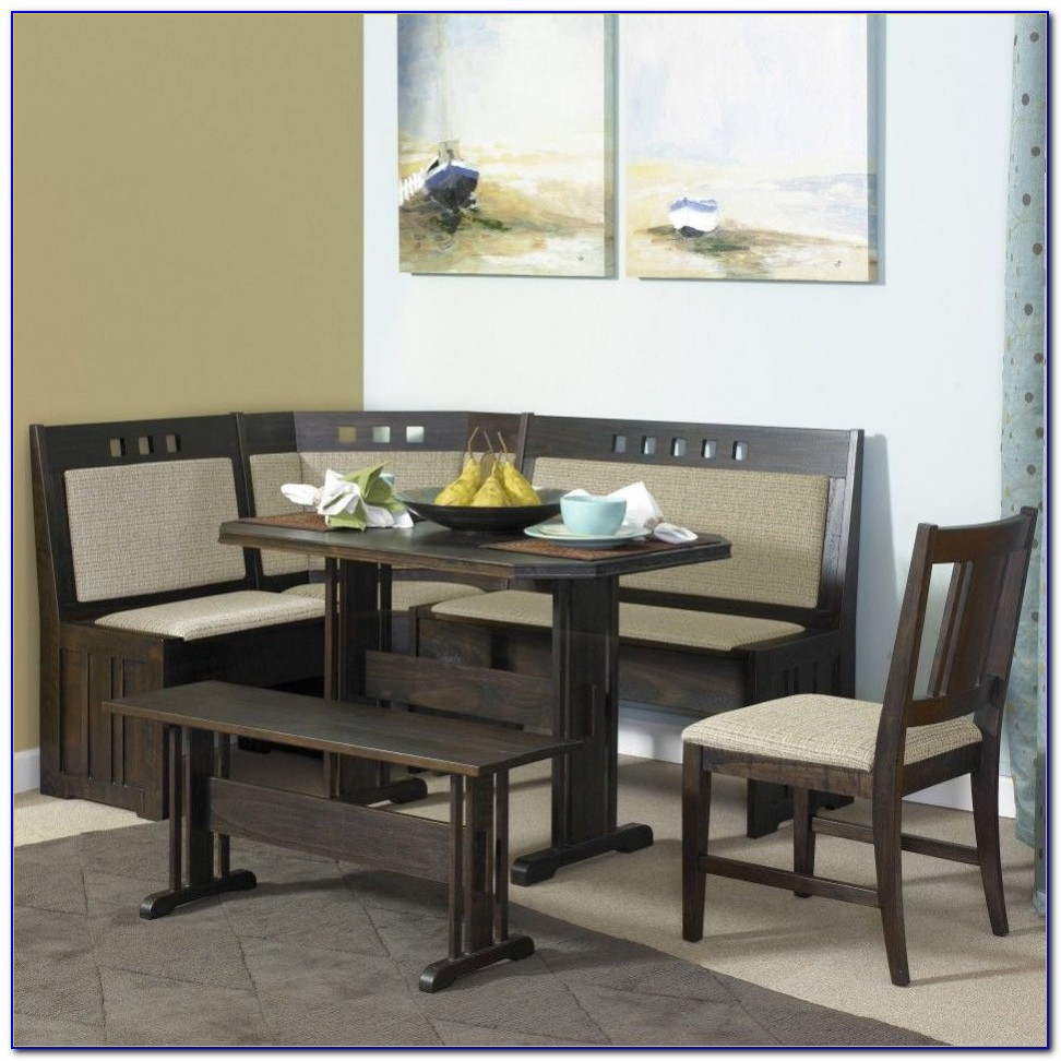 Corner Dining Table With Bench Uk