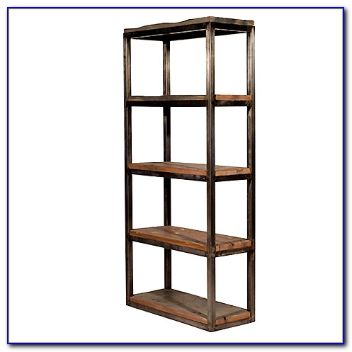 Cubby Bookcase With Baskets