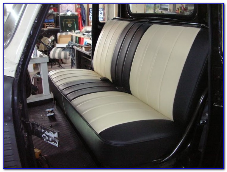 Custom Bench Seats For Chevy Truck