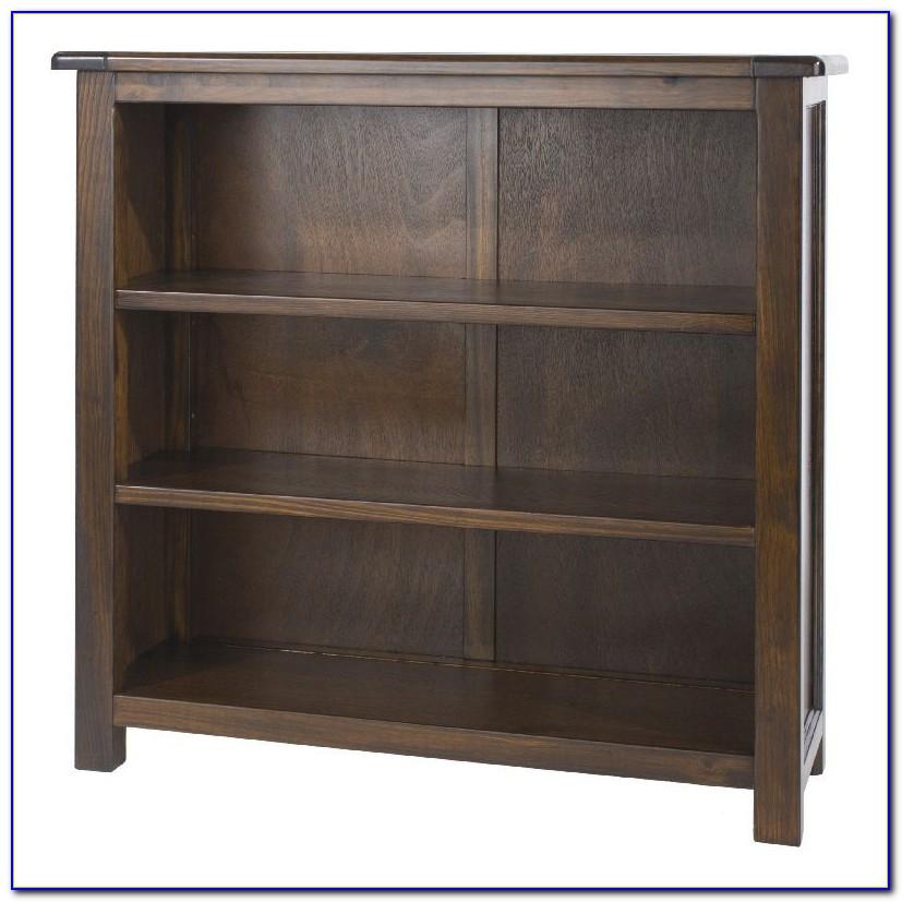 Dark Wood Bookcase Ikea