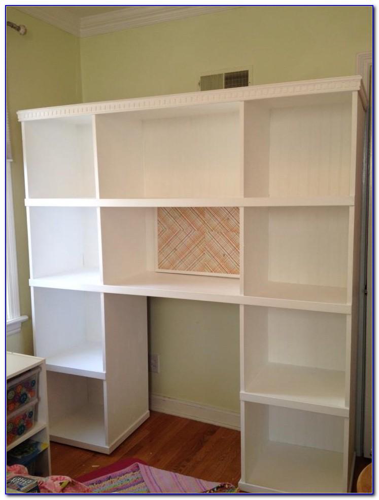 Desk Shelves Combo