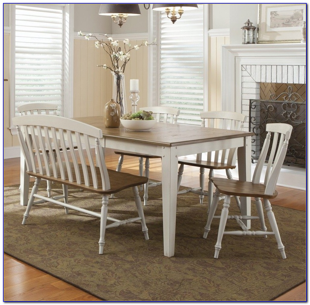 Dining Room Sets With Upholstered Bench