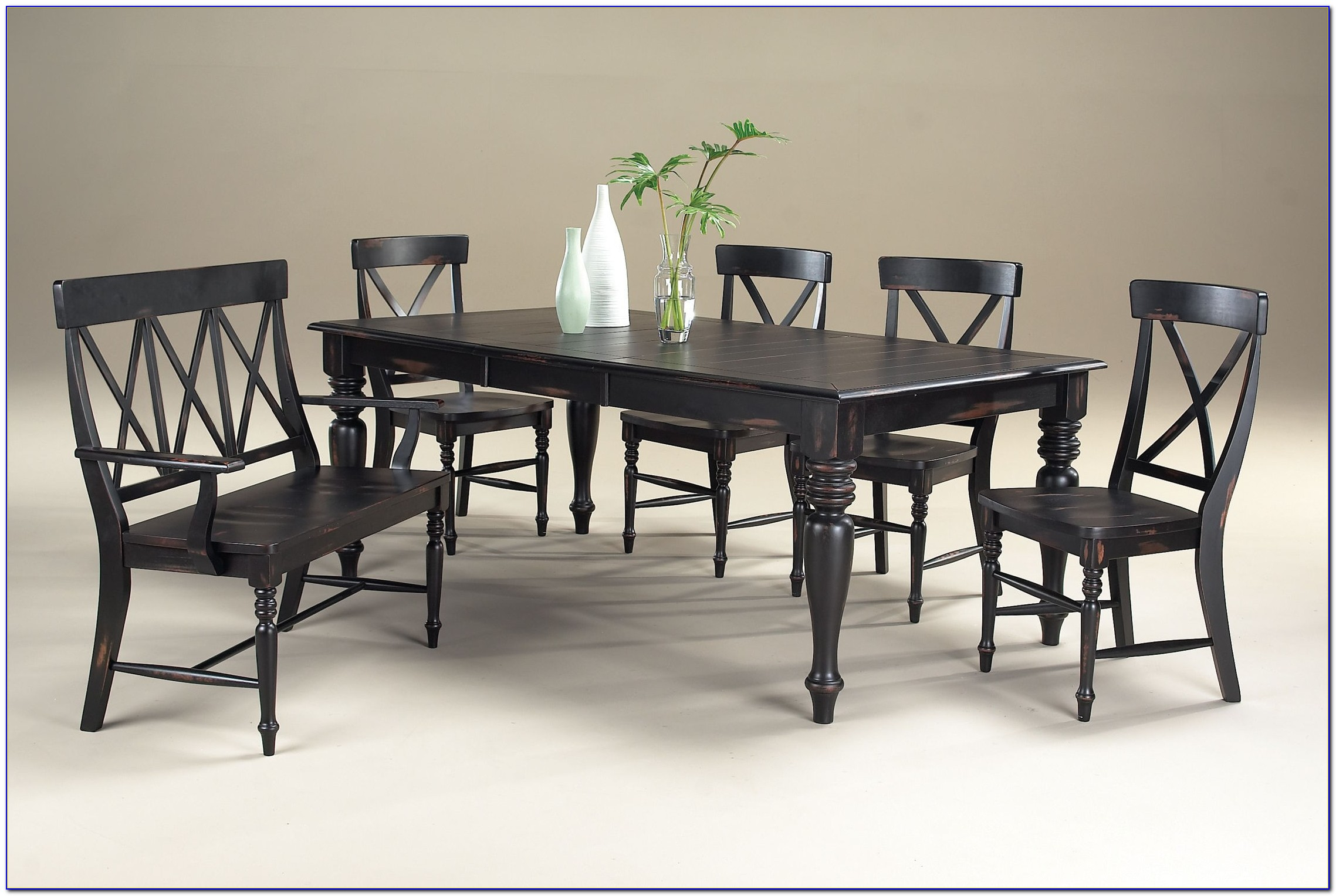 Dining Table Chairs And Bench