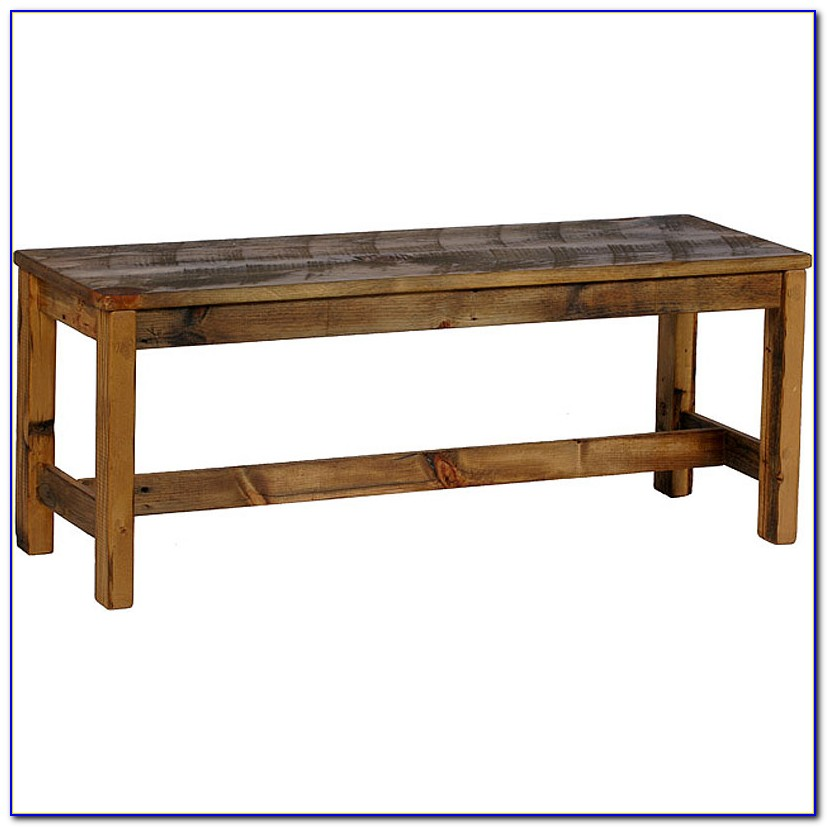 Dining Table With A Bench Seat