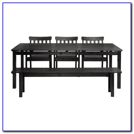 Dining Table With Bench Seats Ikea
