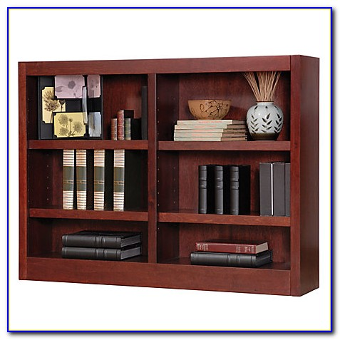 Double Wide Barrister Bookcase