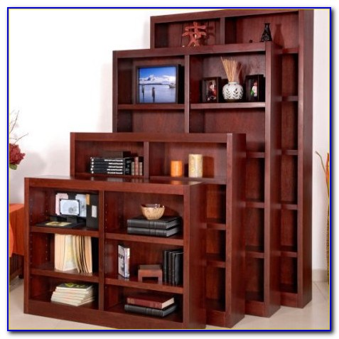 Double Wide Bookshelf