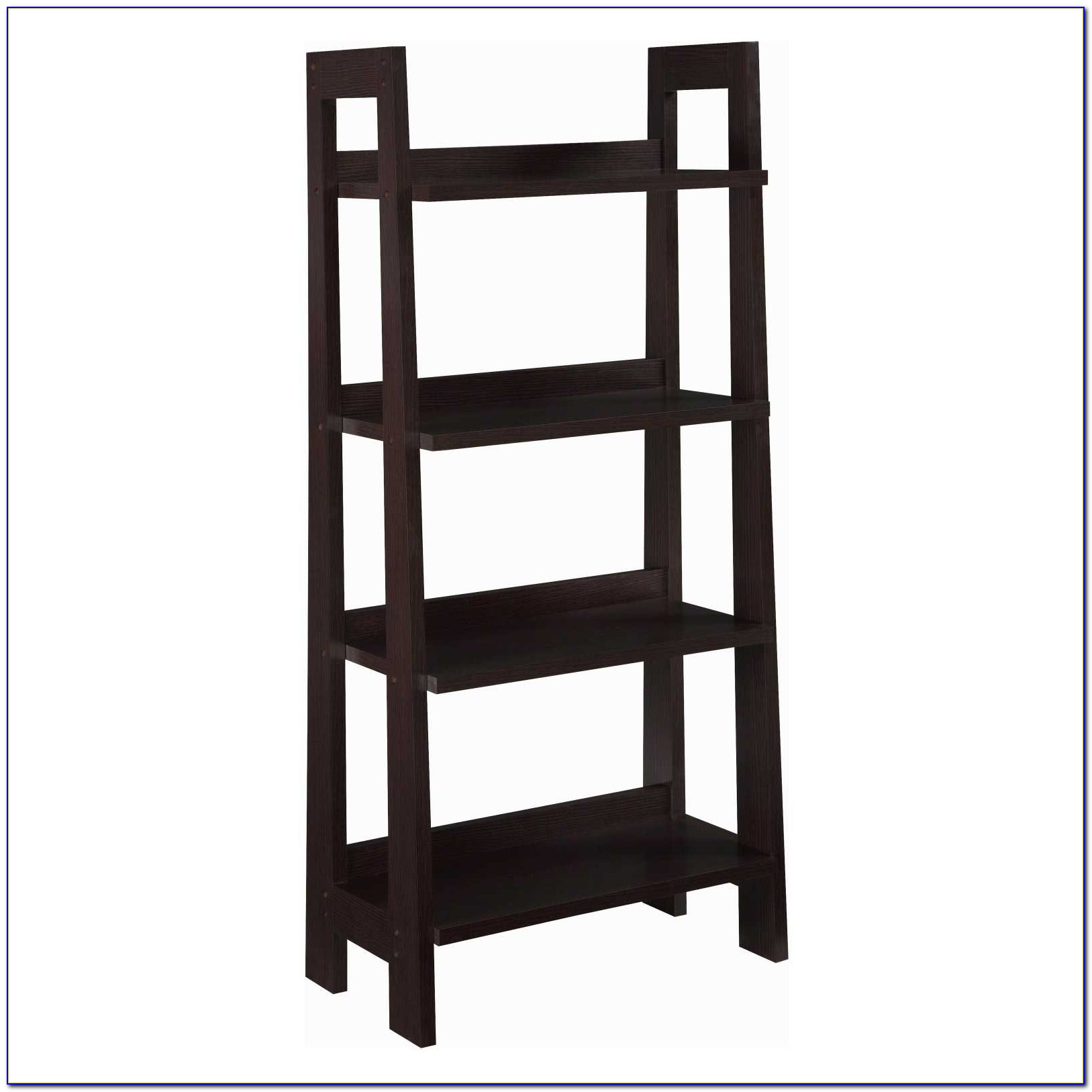 Espresso Bookcase For Nursery
