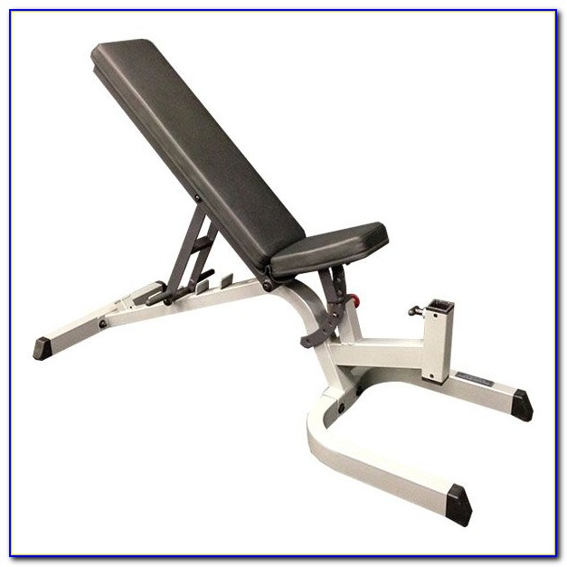 Flat And Incline Bench Press