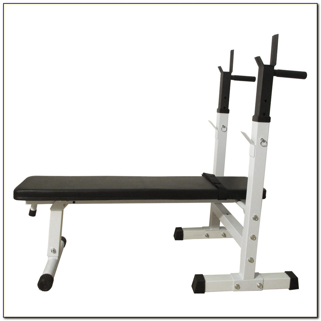 Flat Folding Weight Bench