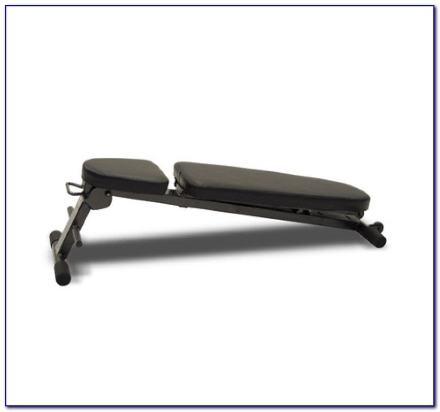 Fold Away Workout Bench