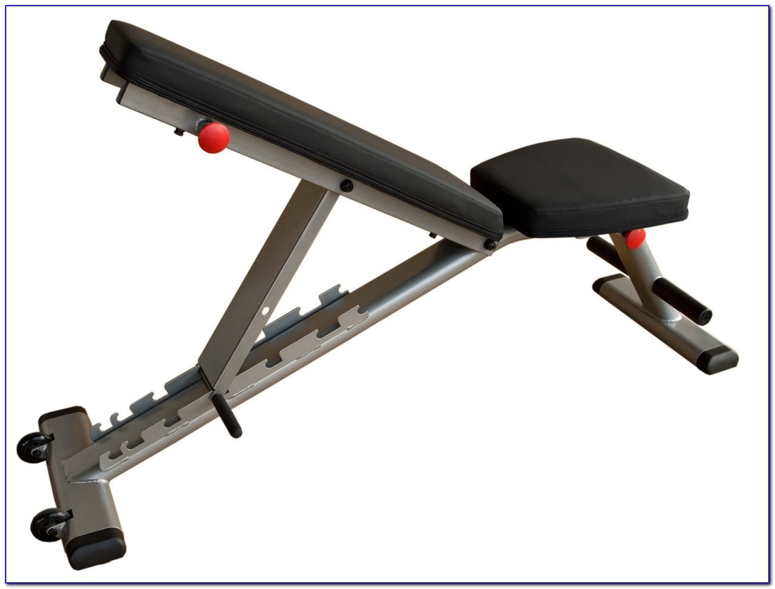 Fold Up Workout Bench