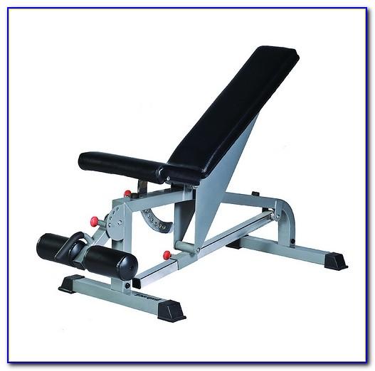 Foldable Multipurpose Exercise Bench