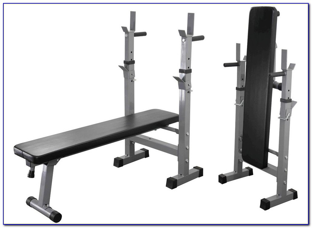Folding Weight Bench Press