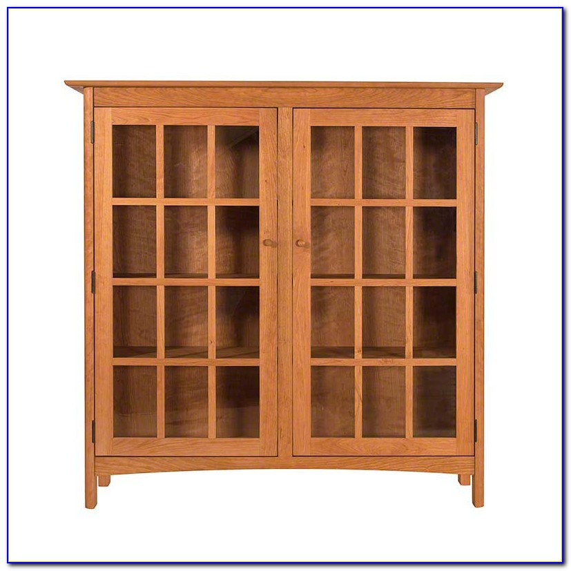 Glass Door Bookcase Uk