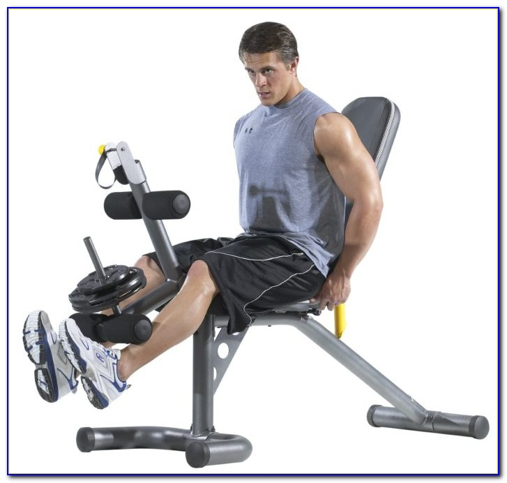 Golds Gym Xr5 Olympic Weight Bench