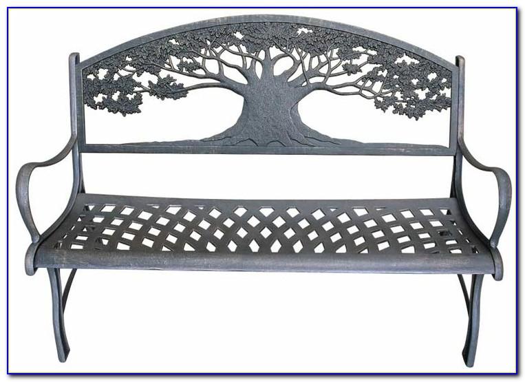 Gumtree Cast Iron Bench