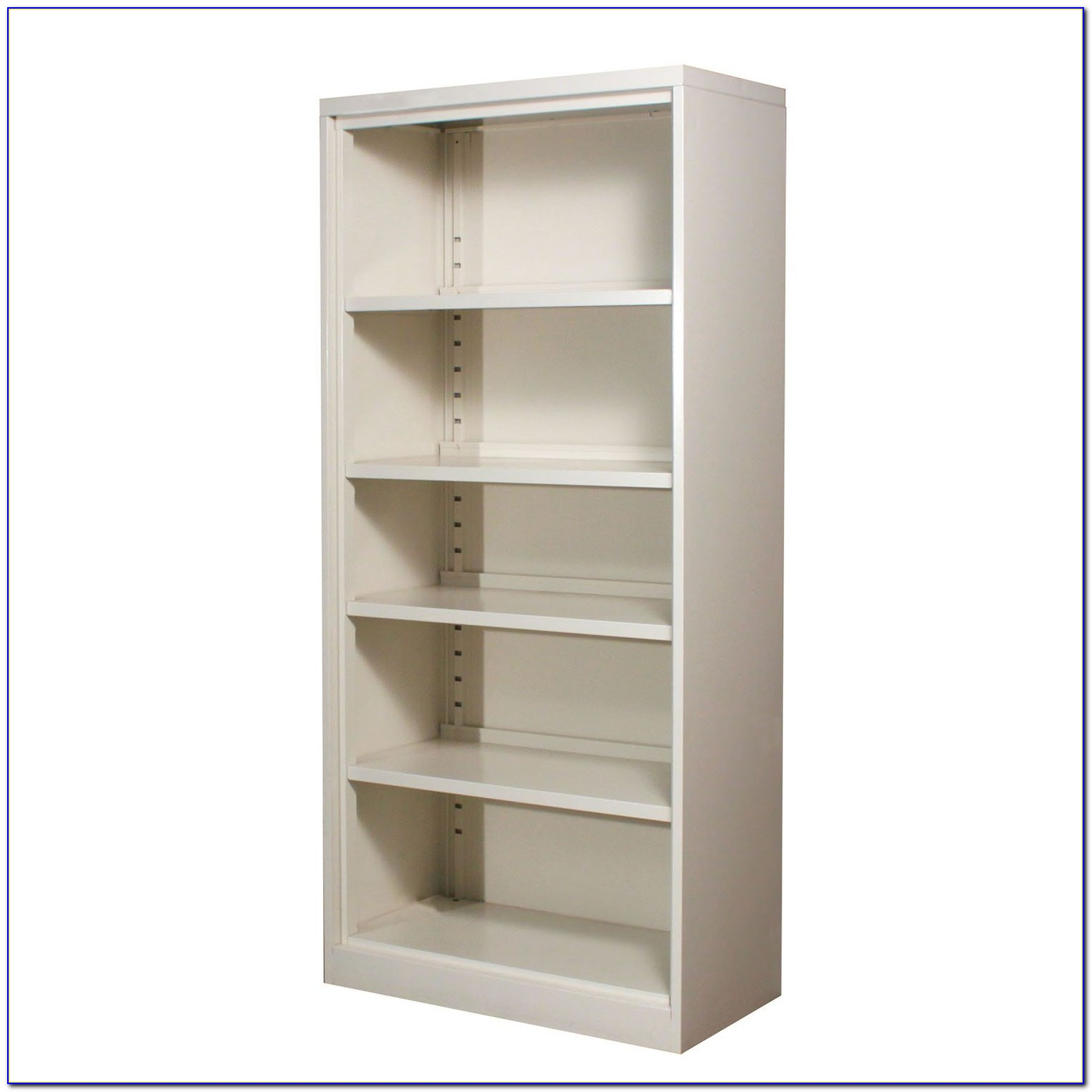 Heavy Duty Bookcase White