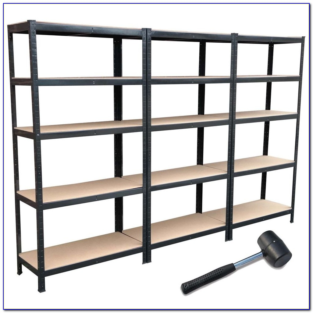 Heavy Duty Bookshelves