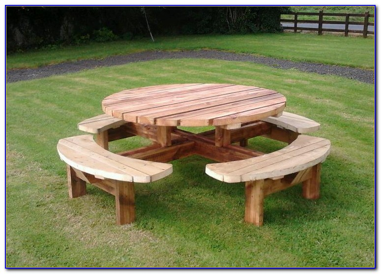 Heavy Duty Picnic Tables For Schools