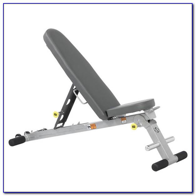 Hoist Fitness Flat Incline Bench
