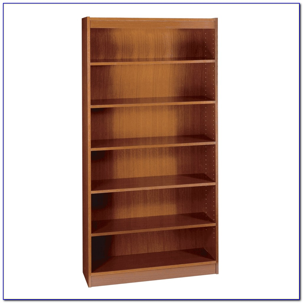 Homestar 7 Shelf Bookcase