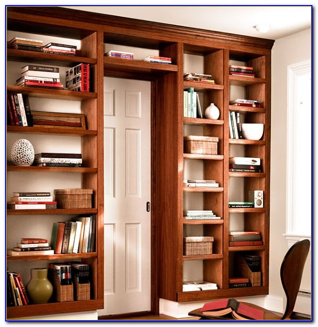 How To Build Bookcase Door