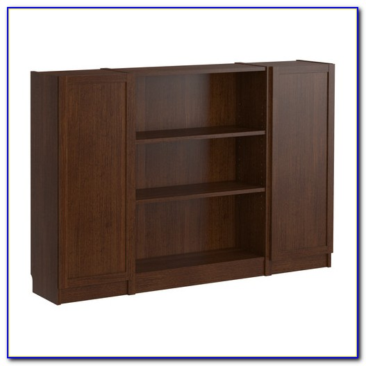Ikea Liatorp Bookcase With Doors