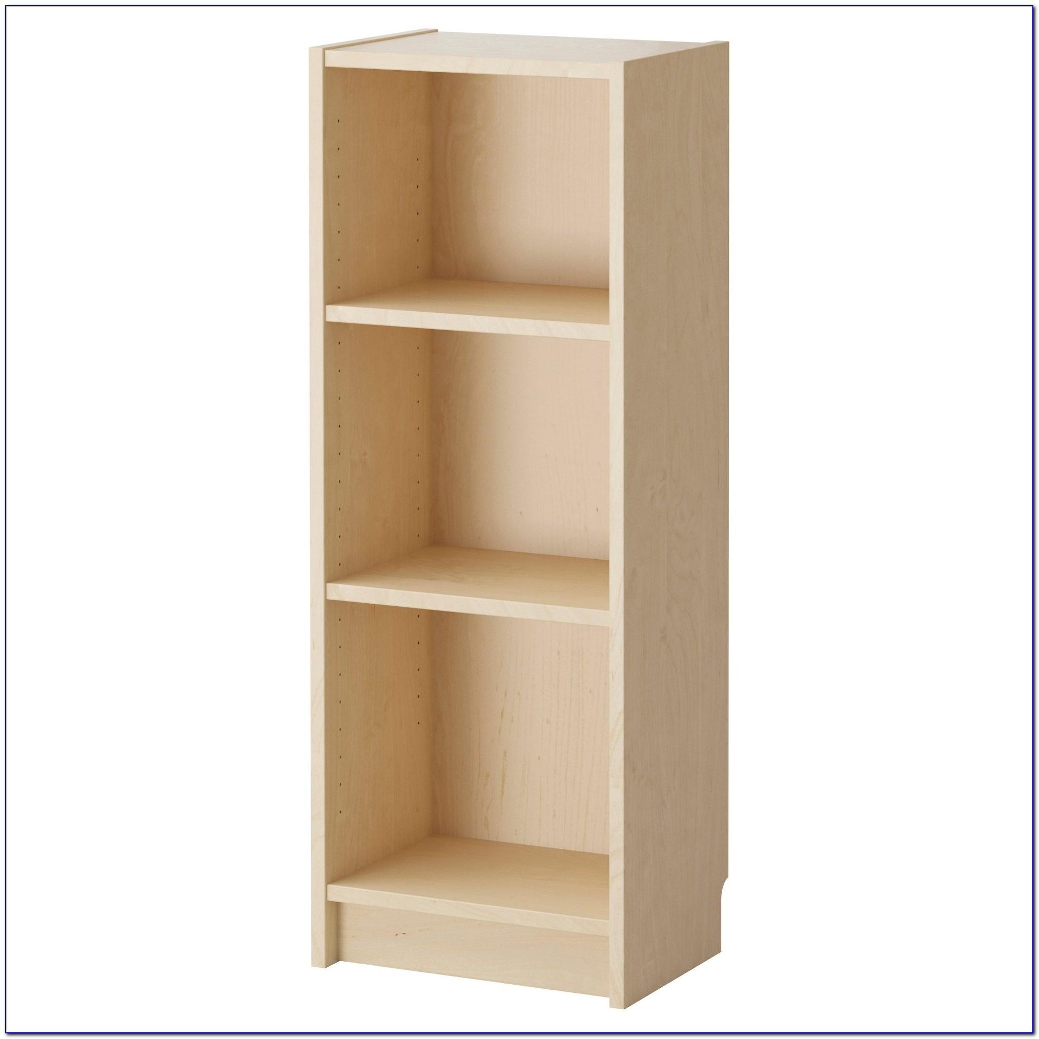 Ikea Skinny Bookcase