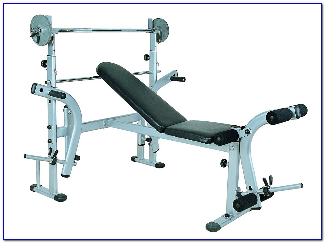 Image 30 Weight Bench