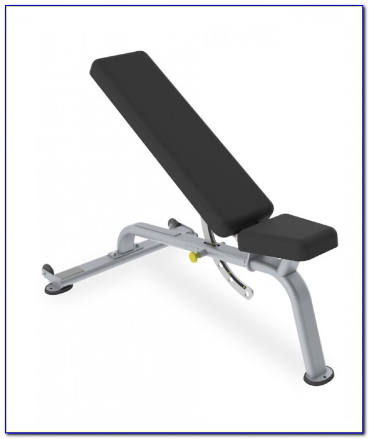 Incline Flat Decline Bench Press