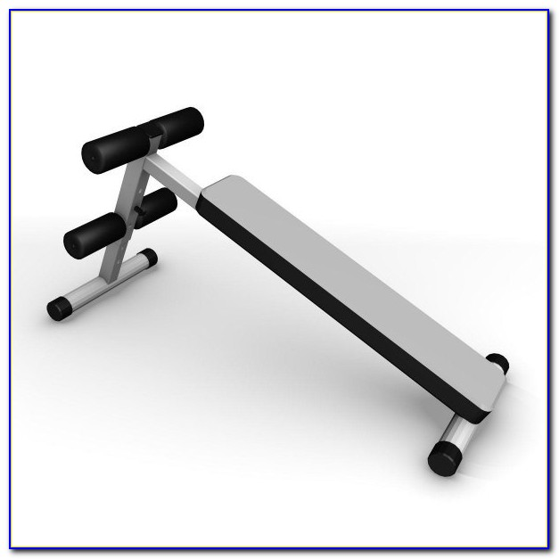 Keys Fitness Fid Weight Bench