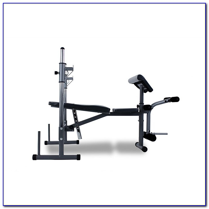 Keys Fitness Olympic Weight Bench