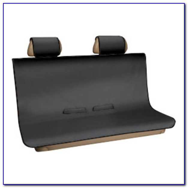 Kurgo Bench Seat Cover For Pets Black
