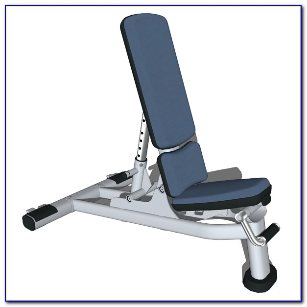 Life Fitness Signature Multi Adjustable Bench