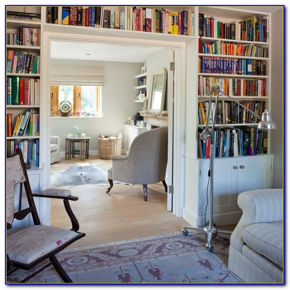 Living Room Bookcases