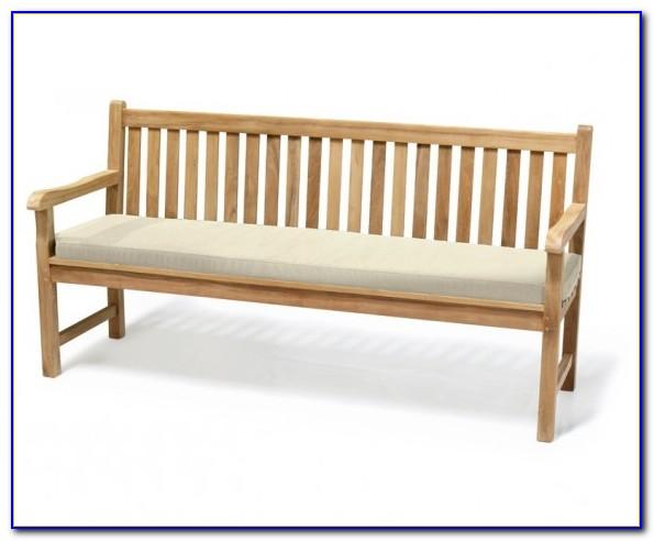 Made To Measure Garden Bench Cushions